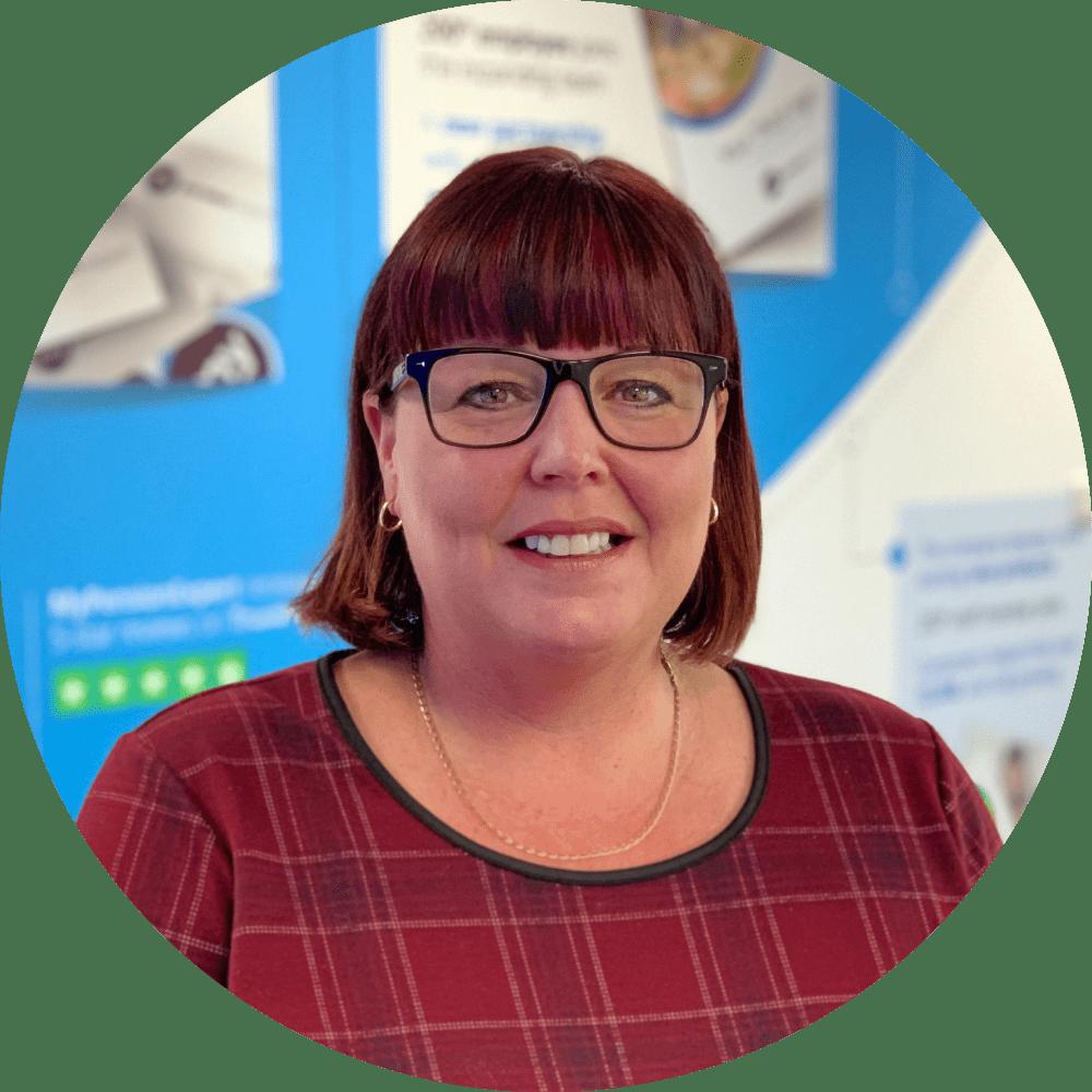 Claire Faulkner-Green, Risk & Compliance Oversight Officer