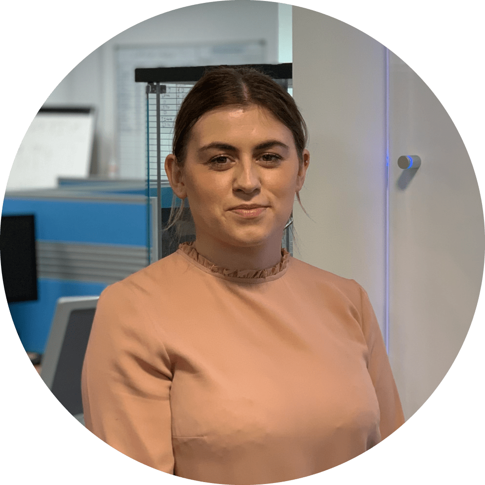 Katie Winks, Business Development Manager