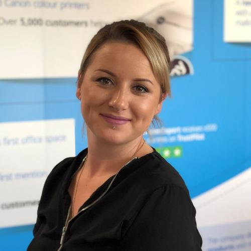 Jo Shelley - Sales Manager